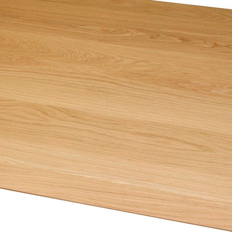 Mesa Comedor Nur Mesa Comedor Rectangular Roble Natural 150x90x75 - Mesa de comedor rectangular de madera de roble color natural.✓ Medidas: 150x90x75 cm. ✓ Materiales: haya. ✓ Tabla 25 mm.REFERENCIA: 13859 - 315,00€