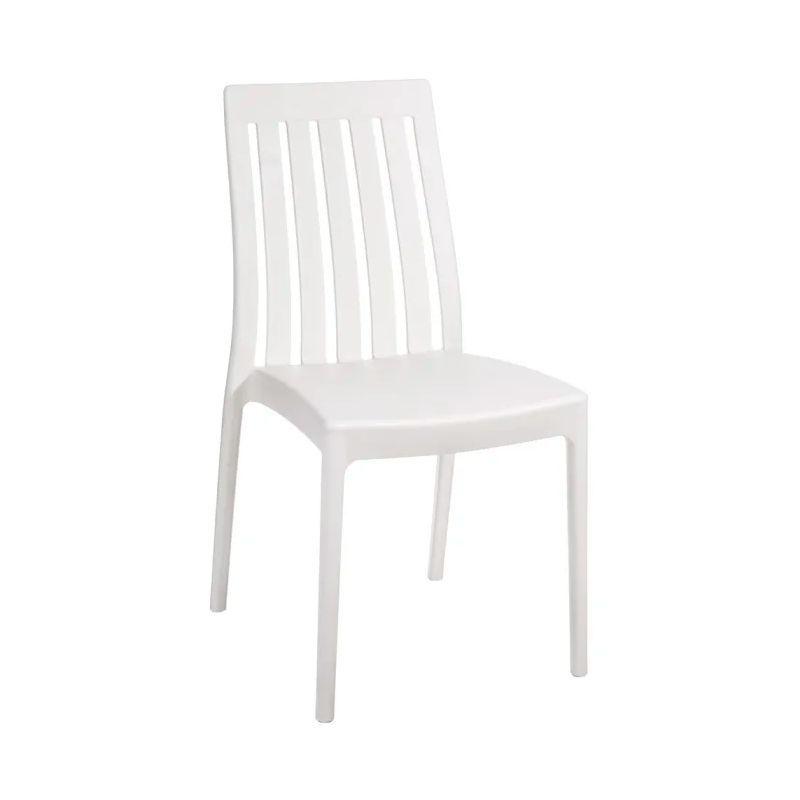 Silla Blanco Polipropileno Moderno